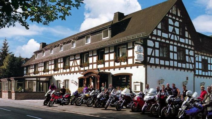 Landgasthaus Zum wilden Zimmermann in Hallenberg / Sauerland