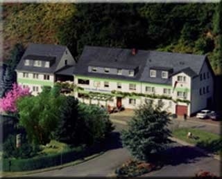 Hotel for Biker Hotel Nora Emmerich in Winningen in Mosel