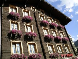 Motorrad Hotel Nufenen in Ulrichen in Goms