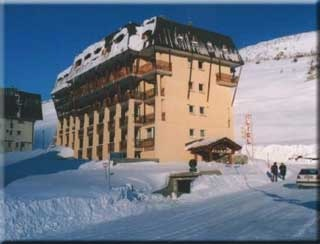 Hotel for Biker Villaggio Olimpico Sestriere in Sestriere in Sestriere