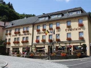 Motorrad Hotel Oranienburg in Vianden in Eifel - Mosel - Ardennen