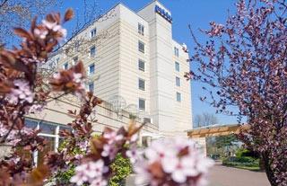 Motorrad Mercure Hotel Hannover Oldenburger Allee in Hannover in Hannover