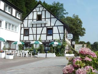 Hotel for Biker Hotel Alte Poststation in Overath in Bergisches Land