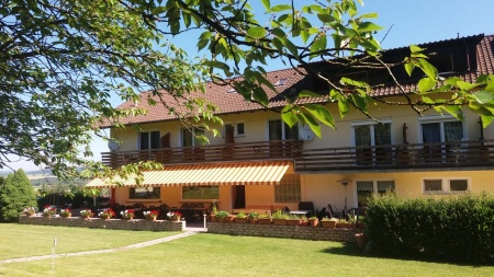 Fahrrad Hotel Sonnenhof Angebot in Cham