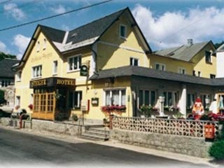 Hotel Gasthaus Steiger in Gräfenthal / OT Gebersdorf / Thüringer Wald