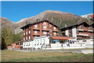 Motorrad Hotel Tannenhof in Oberwald in