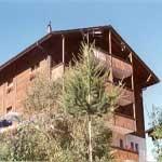 Motorrad Hotel Weisshorn in Grafschaft (Ritzingen) in