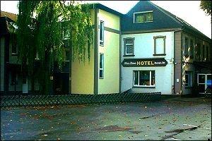 Motorrad Hotel Zum Grunewald in Dinslaken in Niederrhein/Westl. Ruhrgebiet