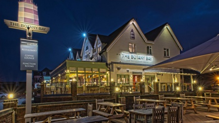 Botany Bay Hotel in Kingsgate in Broadstairs