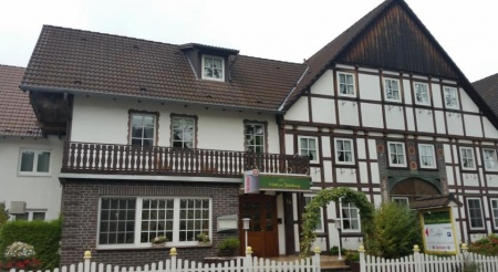 Hotel am Jakobsweg in Höxter