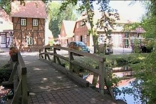Motorrad Hotel  Am Kloster in Wienhausen in Lüneburger Heide