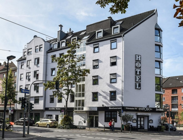 Hotel am Spichernplatz in Düsseldorf