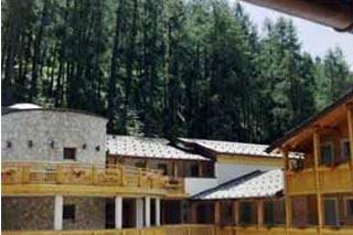 Motorrad Residence Park Hotel Boscone in Madesimo (SO) in Lombardei