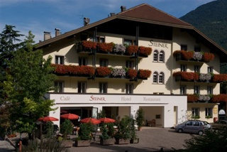 Motorrad Hotel Steiner in Laives - Leifers in Bozen