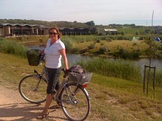 Motorrad Resort Land & Zee in Scharendijke bei Renesse in Renesse