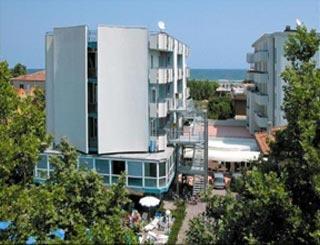 Motorrad Hotel Dasamo in Viserbella di Rimini in Rimini