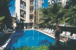 Motorrad Hotel Doge in Alba Adriatica (TE) in Südliche Adriaküste