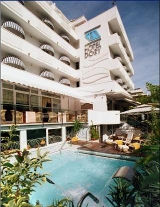 Hotel Dory in Riccione (RN) / Nördliche Adriaküste
