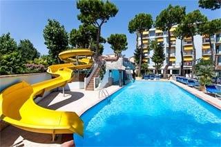 Motorrad Hotel Fabrizio in Rimini (RN) in Nördliche Adriaküste