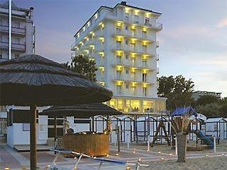 Motorrad Hotel Fedora in Riccione (RN) in Nördliche Adriaküste
