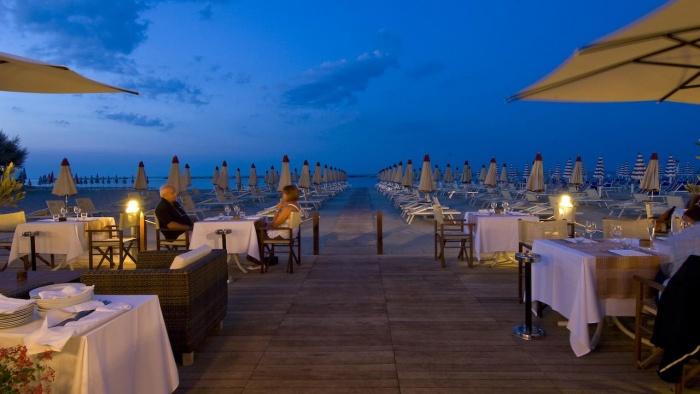 Gallia Club Hotel in Valverde di Cesenatico (FC) / Nördliche Adriaküste