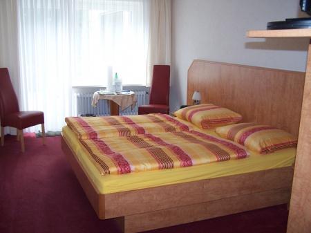 Hotel for Biker Hotel garni Vier Jahreszeiten in Sankt Andreasberg in Harz