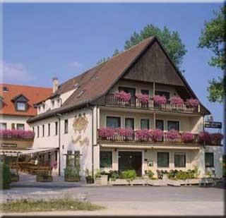 Motorrad Hotel-Gasthof und Metzgerei Zum Bartl in Sulzbach Rosenberg in Oberpfalz