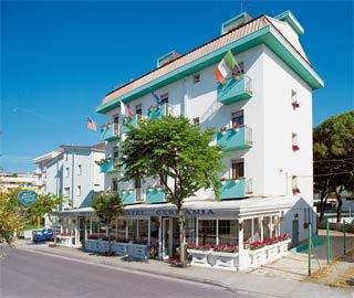 Motorrad Hotel Germania in Lido di Jesolo (VE) in Nördliche Adriaküste