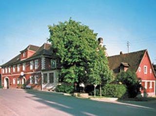 Hotel-Gasthof Grüner Baum in Pommersfelden / Steigerwald