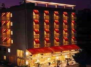 Motorrad Hotel HamilTown in Cattolica (Rn) in Nördliche Adriaküste