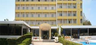 Motorrad Hotel Helvetia Parco in Viserbella, Rimini (RN) in Nördliche Adriaküste