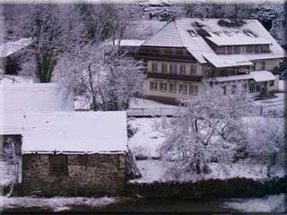Motorrad Hotel Gasthof Hirschen in Elzach - Oberprechtal in Schwarzwald
