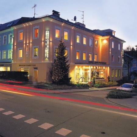 Fahrrad Hotel Hohenstauffen Angebot in Salzburg