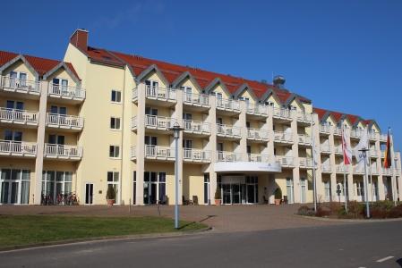 Maritim Hafenhotel Rheinsberg in Rheinsberg / Ruppiner Land