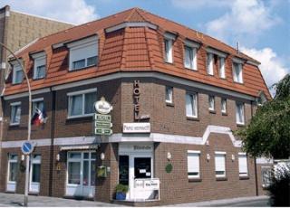 Motorrad Hotel Prinz Heinrich in Emden in Ostfriesland