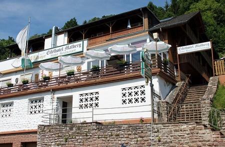 Motorrad Eifelhotel Malberg in Malberg - Kyllburg in Eifel