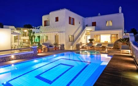 Hotel for Biker DAMIANOS HOTEL - Mykonos Stadt in Mykonos in Mykonos