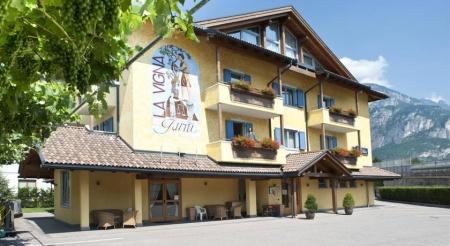Fahrrad Hotel Garni La Vigna Angebot in St. Michael an der Etsch