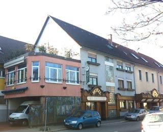 Motorrad Hotel Kleiner in Waghäusel-Kirrlach in Heidelberg