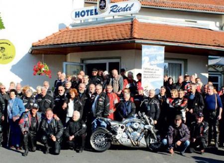 Fahrrad Hotel Riedel Angebot in Zittau