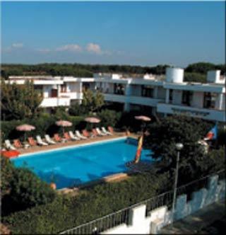 Motorrad Hotel Residence Key Club in Montalto di Castro in Etruskische Küste
