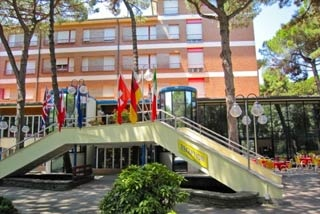 Motorrad Hotel La Meridiana in Ravenna (RA) in Ravenna