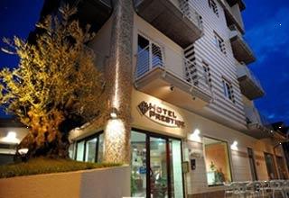 Fahrrad Hotel Prestige Angebot in Montesilvano