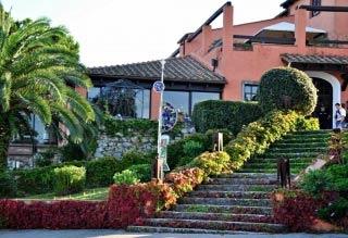 Motorrad Hotel Relais delle Picchiaie in Portoferraio in Elba (I)