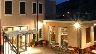 Hotel San Giuseppe in Finale Ligure (SV) / Ligurische Küste, Blumen- und Palmenriviera