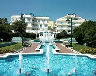 Motorrad Hotel San Marco in Cattolica (RN) in Nördliche Adriaküste