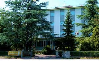Motorrad Hotel Senio in Riolo Terme in Riolo Terme