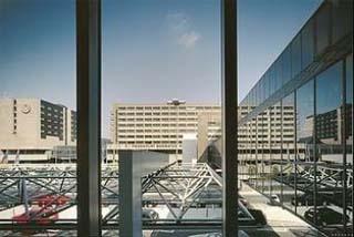 Sheraton Frankfurt Airport Hotel & Conference Center in Frankfurt am Main - Rhein-Main-Flughafen / Rhein Main