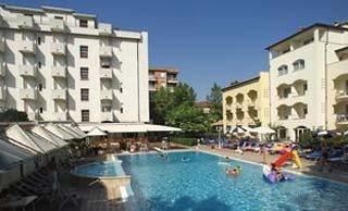 Motorrad Hotel Sport und Residenza in Cesenatico (Fc) in Nördliche Adriaküste