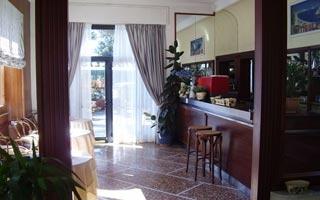 Hotel for Biker Hotel Tigullio in Lavagna in Ligurische Riviera
